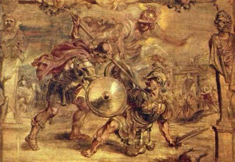El mito de Aquiles, el invencible