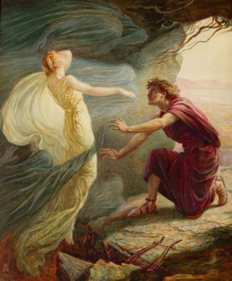 El mito de Orfeo en la Divina Comedia de Dante ...