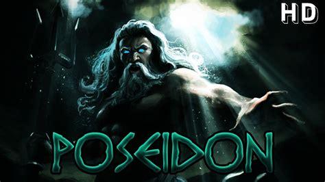 El mito de Poseidon (Neptuno) dios del mar - Sello Arcano ...