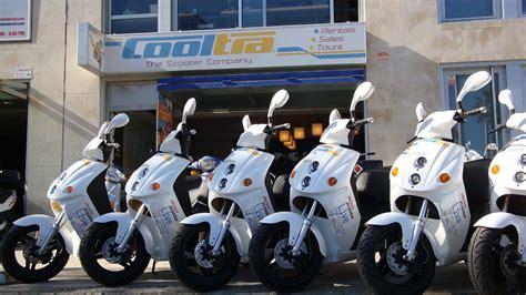El moto sharing de Cooltra en Barcelona   Movilidad Eléctrica