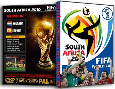 El Mundial 2010: Final Mundial Sudáfrica 2010: DVD ...