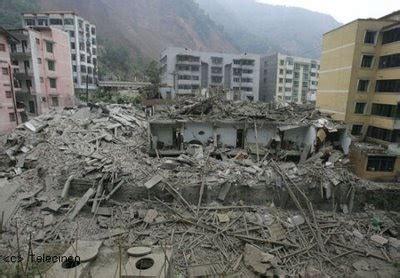 el mundo de hoy: terremotos