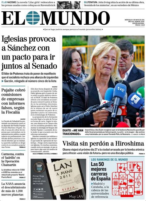 El Mundo - Noticias, reportajes, vídeos y fotografías ...