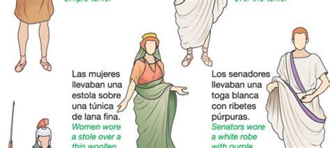 El mundo romano Icarito