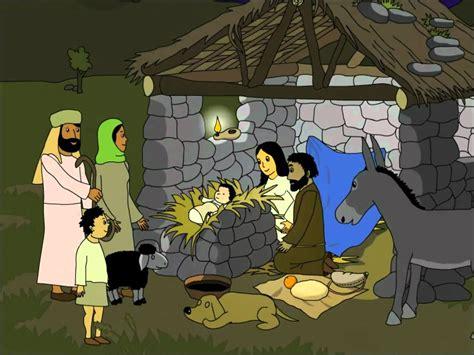 El nacimiento de Jesús, La historia de Jesús - YouTube