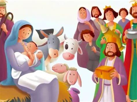 El nacimiento de Jesús para niños - YouTube