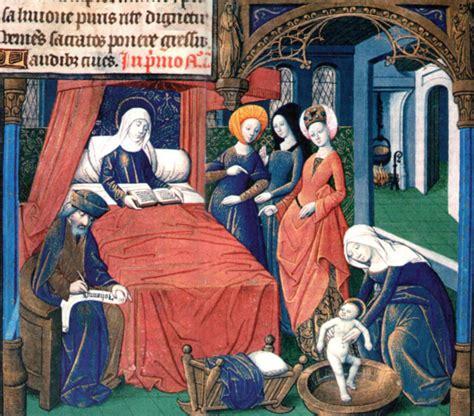El Nacimiento milagroso de Juan Bautista