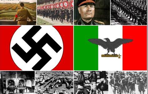 el Nazismo y Fascismo