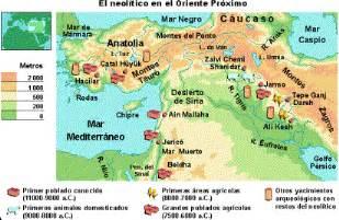 El Neolítico en el Próximo Oriente - NosoloHistoria