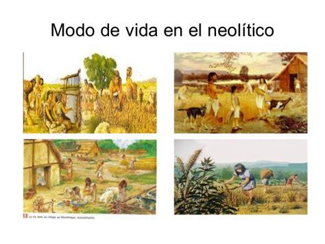 El Neolitico Forma De Vida - Chungcuso3luongyen