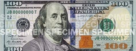 El nuevo billete de 100 dólares, en circulación en Estados ...