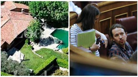 El nuevo chalet de 660.000 euros de Pablo Iglesias e Irene ...