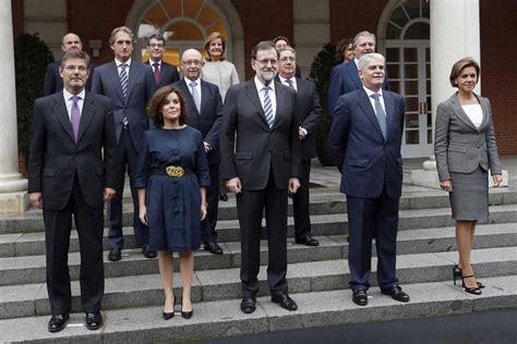 El nuevo gobierno de Rajoy - RTVE.es