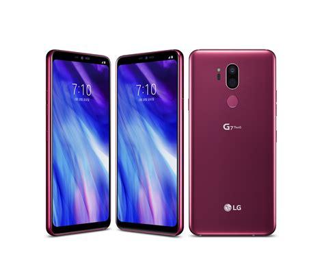 El nuevo LG G7 ThinQ ha llegado a México y este es su precio.