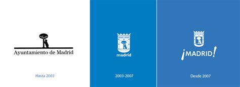 El nuevo logo del Ayuntamiento de Madrid se presenta