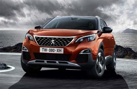 El Nuevo Peugeot 3008 llegará en 2017 - Mega Autos