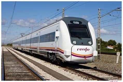 El nuevo tren a Alicante circulará a partir del 28 de ...
