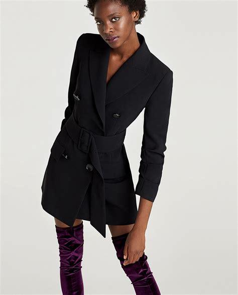 El nuevo vestido americana de Zara que nos gusta todavía ...