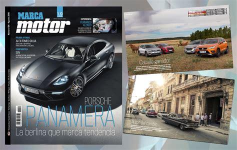 El número 154 de la revista Marca motor, ya a la venta ...