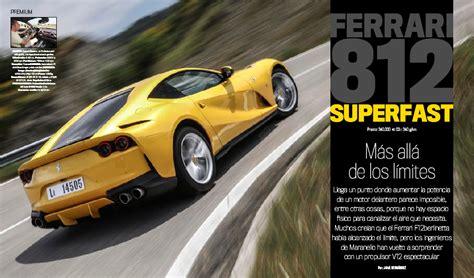 El número 166 de la revista Marca motor, ya a la venta ...