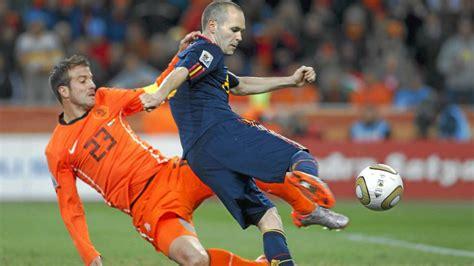 El número Pi profetizó el gol de Iniesta en la final del ...