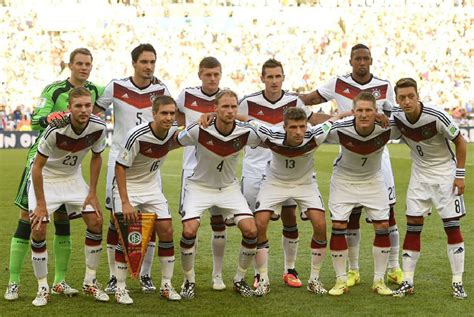 El once de Alemania - foto 1 - MARCA.com