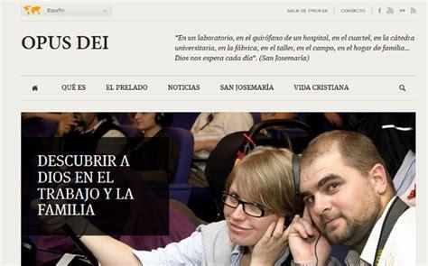 El Opus Dei estrena página web | Alfa y Omega