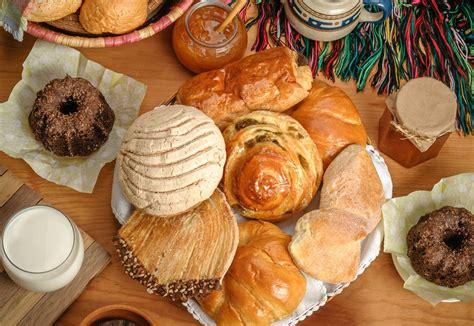 El origen de 6 panes dulces muy mexicanos   Gourmet de México