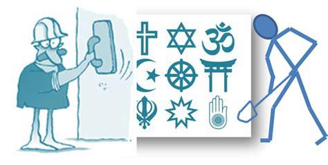 El origen de la religión  espectros