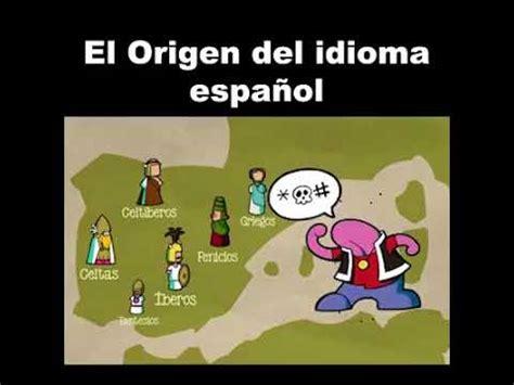 El origen del idioma español - YouTube
