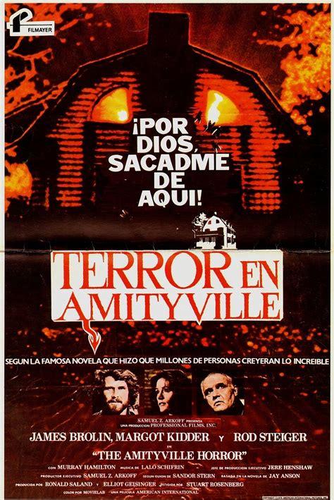 El Origen Del Terror En Amityville  2017