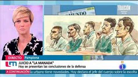 El «otro» juicio a La Manada: su presencia constante en ...