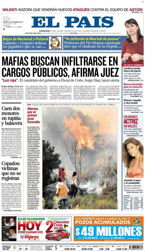 El Pais Uruguay Diario