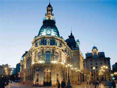 El Palacio Consistorial de Cartagena, elegido entre los 20 ...