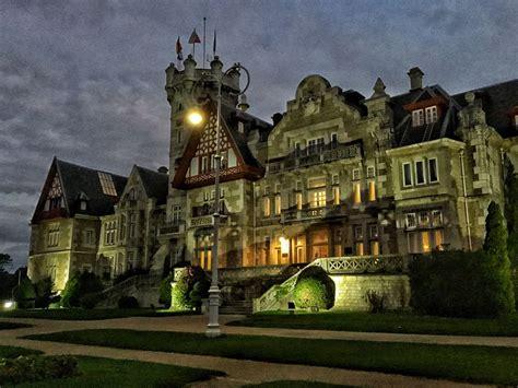 El Palacio de la Magdalena, a media luz   EL TOMAVISTAS DE ...