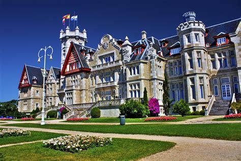 El Palacio de la Magdalena reanuda las visitas tras la ...