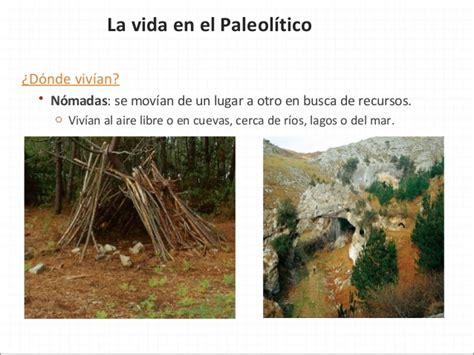 +EL PALEOLÍTICO