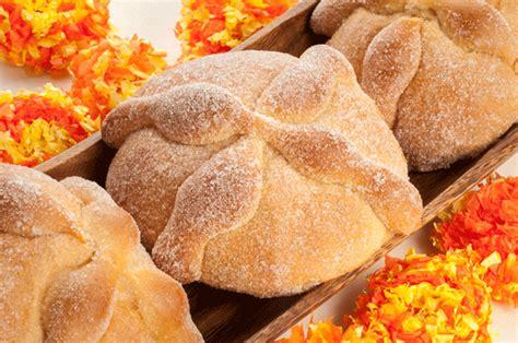 El pan de muerto mexicano - pan&pizza