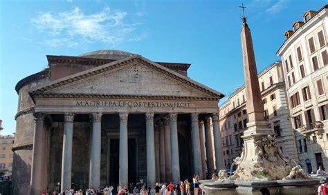 El Panteón de Agripa en Roma, una maravilla de la ...