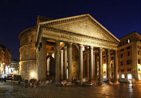 El Panteón de Agripa   Roma