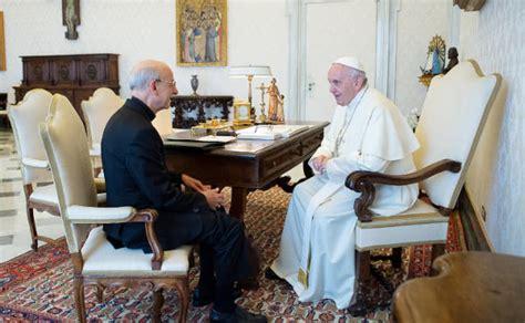 El Papa Francisco recibe al Prelado   Opus Dei