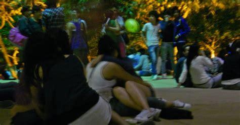 el parque de los deseos  una zona de tolerancia para la ...