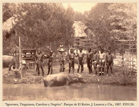 El Parque del Retiro acogió un zoológico humano en 1887 ...