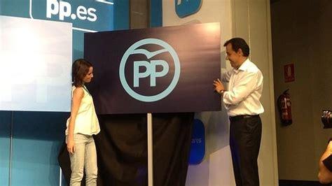 El Partido Popular cambia hasta de logo