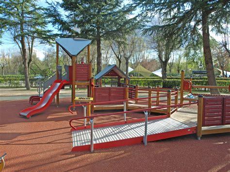 El Partido Popular reclama Parques Adaptados en el ...