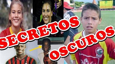 EL PASADO OSCURO DE FAMOSOS FUTBOLISTAS - YouTube