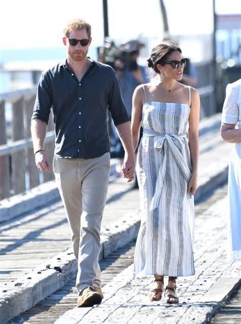 El paseo más romántico de Megan Markle y el príncipe Harry ...