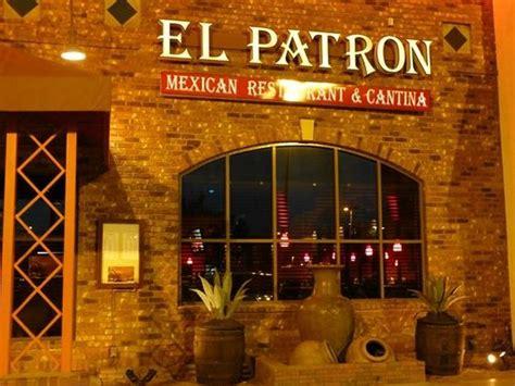El Patron Mexican Restaurant & Cantina, Orlando   Menu ...