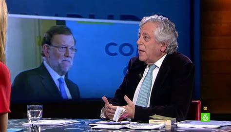 El periodista Miguel Ángel Aguilar analiza la situación de ...