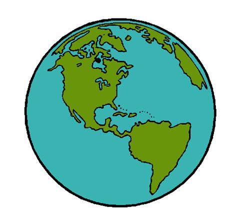 El planeta tierra dibujado - Imagui